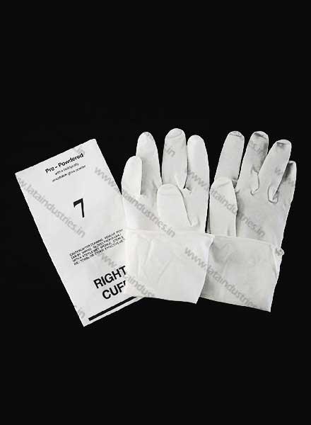 Plastic Disposable Hand Gloves Veterinary Hand Gloves